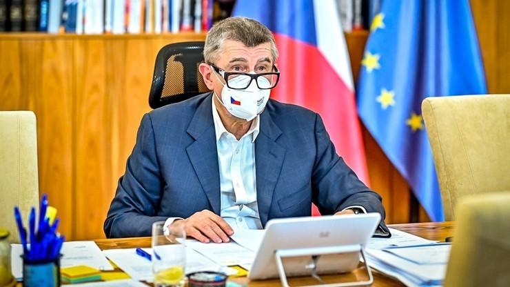Premier Czech: eksplozja w składzie amunicji nie była aktem terroryzmu państwowego