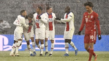 Liga Mistrzów: Gorący mecz w zimnym Monachium! Triumf PSG po KAPITALNYM boju