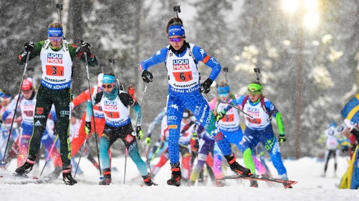 MŚ w biathlonie: Dziewiąte miejsce polskiej sztafety mieszanej