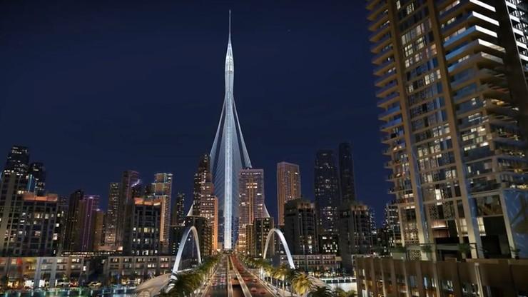 W Dubaju powstaje najwyższy budynek na świecie. Będzie miał prawie kilometr wysokości