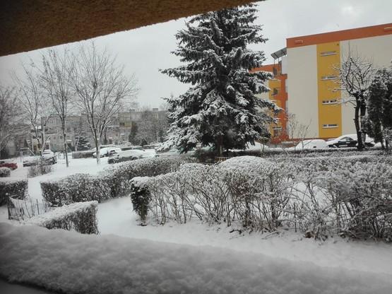 Opady śniegu w Polsce. Zima na waszych zdjęciach