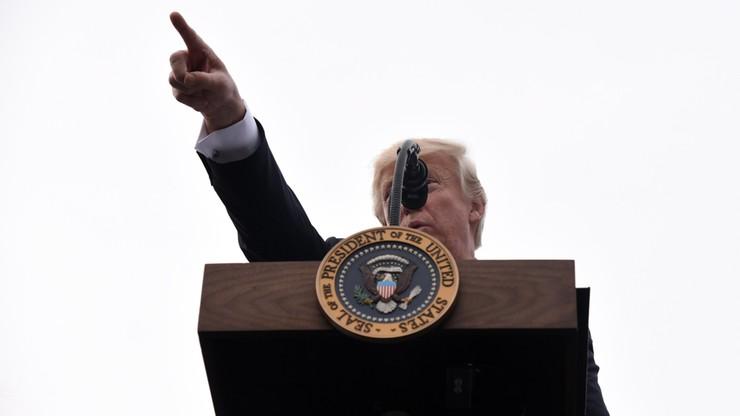 Trump: nie utrudniałem śledztwa FBI