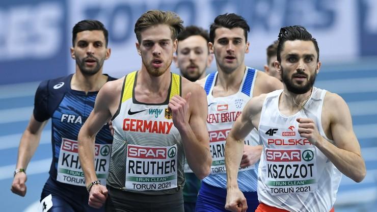 HME Toruń 2021: Trzech Polaków w półfinale biegu na 800 m