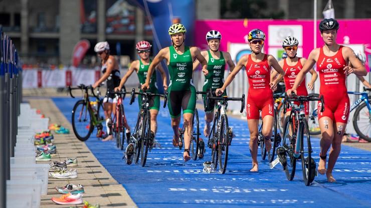 World Triathlon Series: Transmisja w Polsacie Sport Extra
