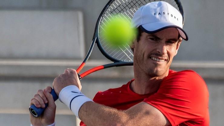 Andy Murray wystąpi we włoskim Challengerze