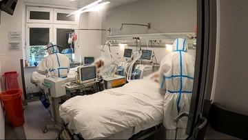 """Łzy lekarki. 34-latek zmarł na COVID-19. """"Mówił, że za trzy dni ma ślub"""""""