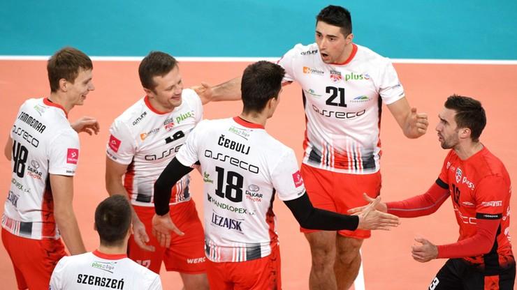 PlusLiga: Odwołano mecz Asseco Resovia – MKS Będzin