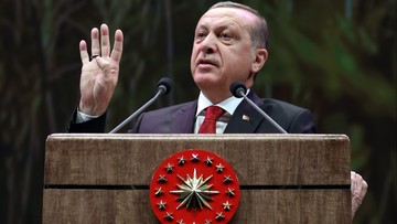 """Erdogan: Turcja nie musi przystępować do UE """"za wszelką cenę"""". Jest jeszcze Szanghajska Organizacja Współpracy"""