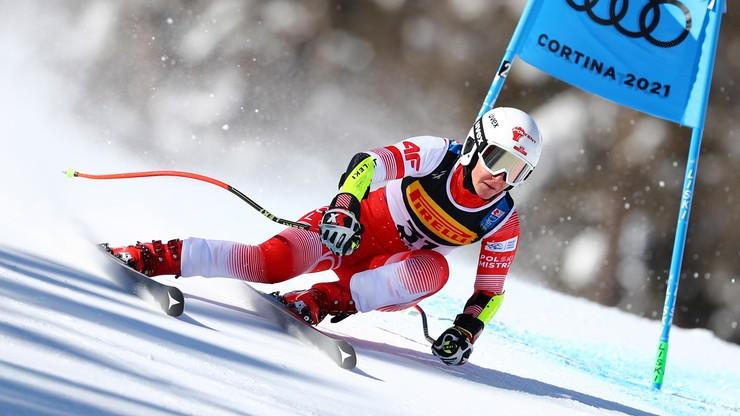 Alpejskie MŚ: Zwycięstwo Shiffrin w kombinacji, Gąsienica-Daniel dwunasta