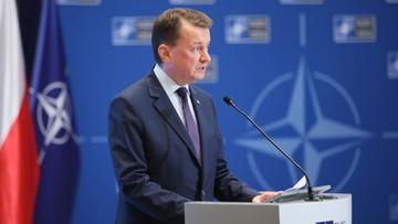 Szef MON: będziemy gospodarzem najważniejszego forum o budowaniu kompetencji cyber w armii
