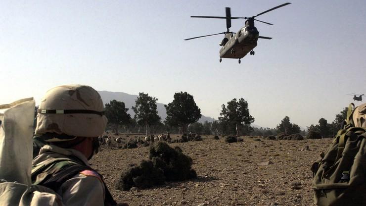 Amerykański żołnierz zginął w Afganistanie