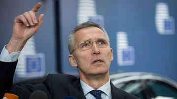 USA zwiększyły wydatki obronne w Europie. Sekretarz generalny NATO zadowolony