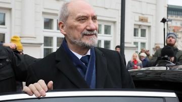 Macierewicz: raport podkomisji smoleńskiej wiosną przyszłego roku