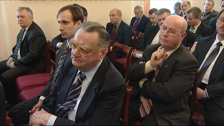 Jan Olszewski: KRS wymagała reformy, bo proces awansu sędziów budził podejrzenia