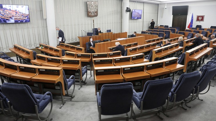 Senat zajmie się wyborem RPO oraz nowelą ustawy covidowej
