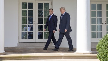 """""""Washington Post"""": strategia Polski na uzyskanie bazy USA - nazwać ją """"Fort Trump"""""""