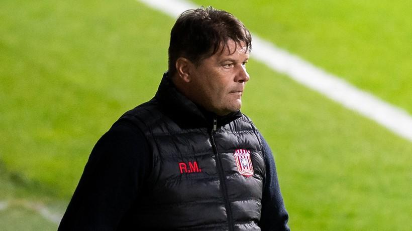 Fortuna 1 Liga: Apklan Resovia bez trenera