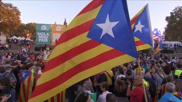 Minął termin ultimatum dla Katalonii. Hiszpański rząd chce zawiesić autonomię regionu