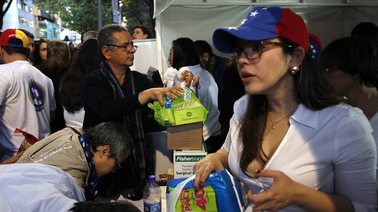Coca-Cola wstrzymuje produkcję w Wenezueli. Powodem brak cukru
