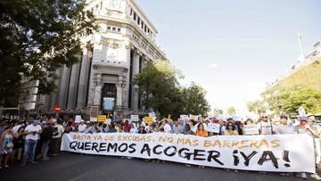 Hiszpania także opornie przyjmuje imigrantów. Tyko 2,2 procent ze statusem uchodźcy