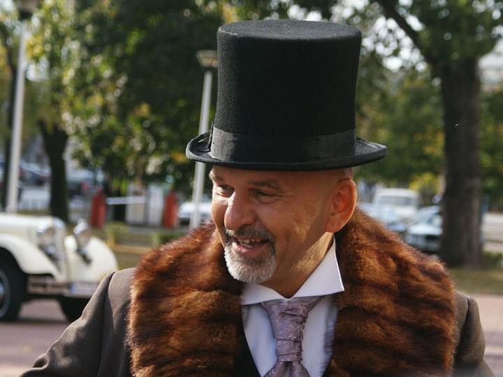 Mariusz Czajka, który wcielał się w Hugo w ostatnich latach emisji programu