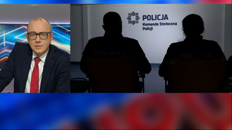 Policjantka: najwięcej wulgaryzmów pada z ust kobiet, które bronię