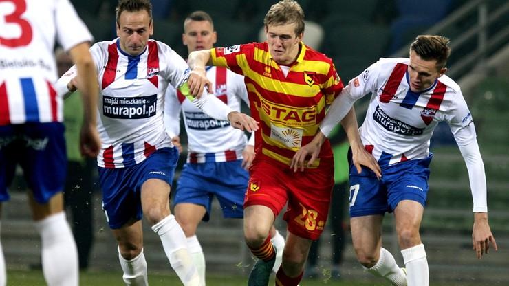 Piłkarska ekstraklasa: podział punktów w Bielsku-Białej