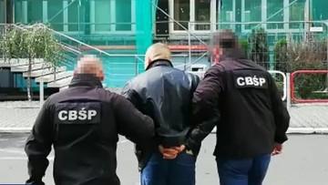 Zlikwidowano międzynarodowy kanał przemytu narkotyków. CBŚP zatrzymało cztery osoby
