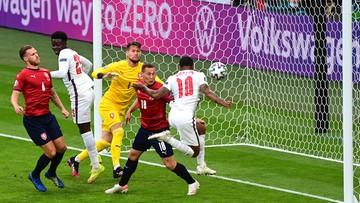 Euro 2020: Sterling bohaterem! Anglicy wygrali grupę bez straty gola
