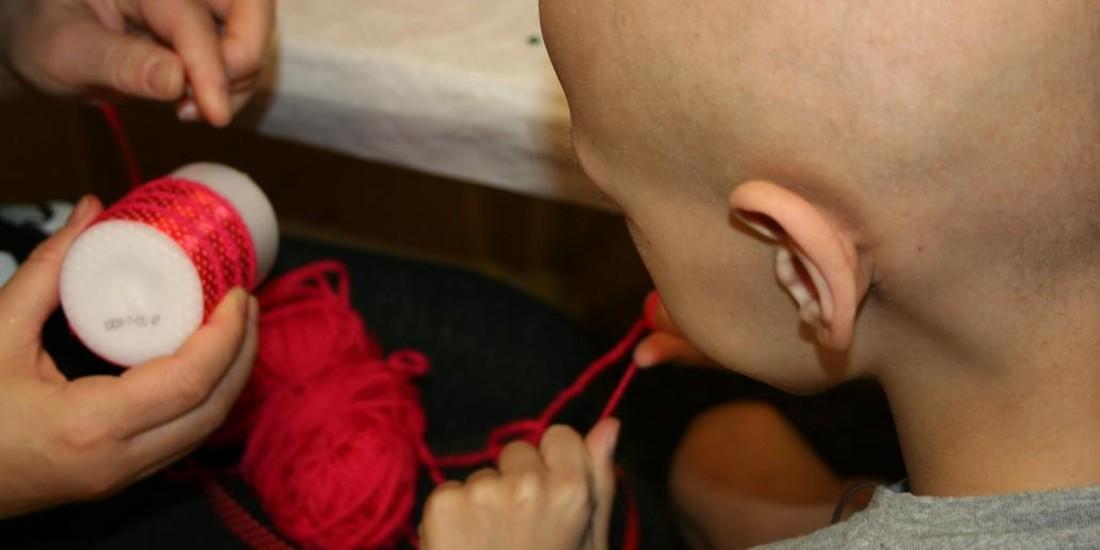 Uwięzieni przez pandemię. Samotność dzieci na onkologii