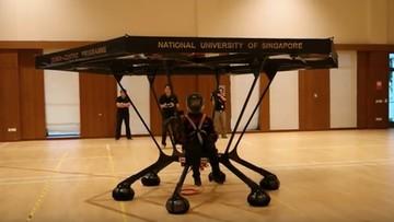 Powstał dron do transportu ludzi