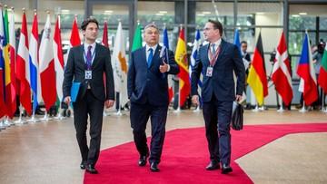 Orban zadeklarował poparcie dla przedłużenia kadencji Tuska