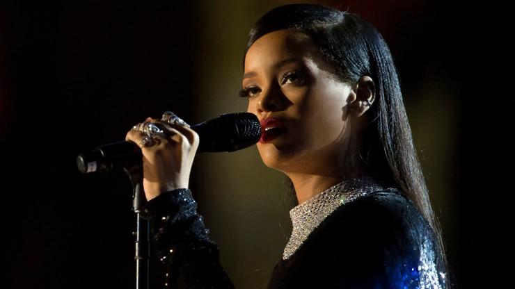 Rihanna odmówiła występu w przerwie Super Bowl