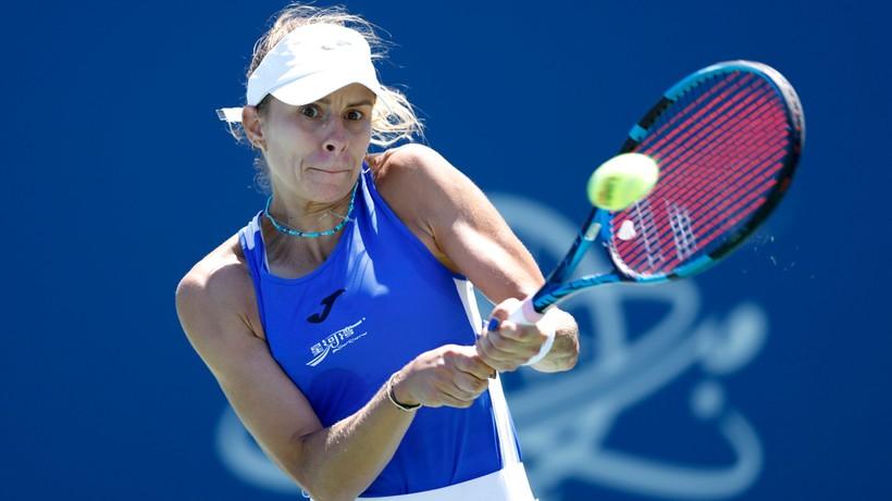 WTA w Ostrawie: Magda Linette odpadła w 1/8 finału. Jej pogromczyni zmierzy się z Igą Świątek