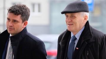 Senator Stanisław Kogut zgłosił się do prokuratury, by złożyć wyjaśnienia