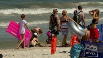 Wybierasz się na plaże, sprawdź stan kąpieliska. Powstała internetowa mapa polskich kąpielisk