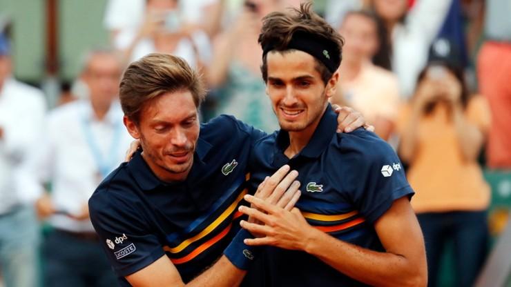 French Open: Triumf Mahuta i Herberta w deblu