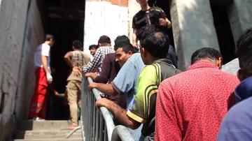 Migranci ukryci w pociągu towarowym. Chcieli przedostać się do Bośni i Hercegowiny