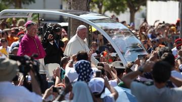 """""""Nawróćcie się"""". Papież Franciszek apeluje do mafiosów na Sycylii"""
