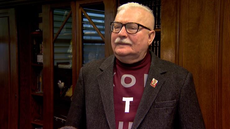 Wałęsa: list od Kiszczaka mógł być sfabrykowany, nie otrzymałem go