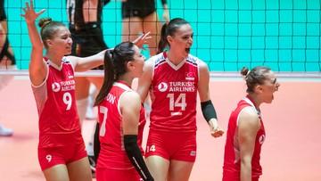 Liga Narodów: Turczynki i Japonki uzupełniły stawkę Final Four