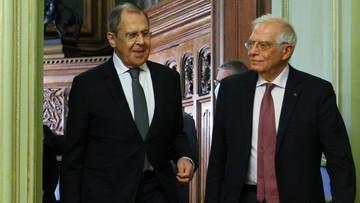 UE nałoży sankcje na Rosję? Szef dyplomacji o szczegółach