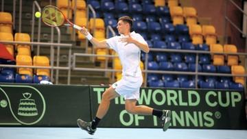 ATP w Monachium: Kamil Majchrzak – Ilya Ivashka. Relacja i wynik na żywo