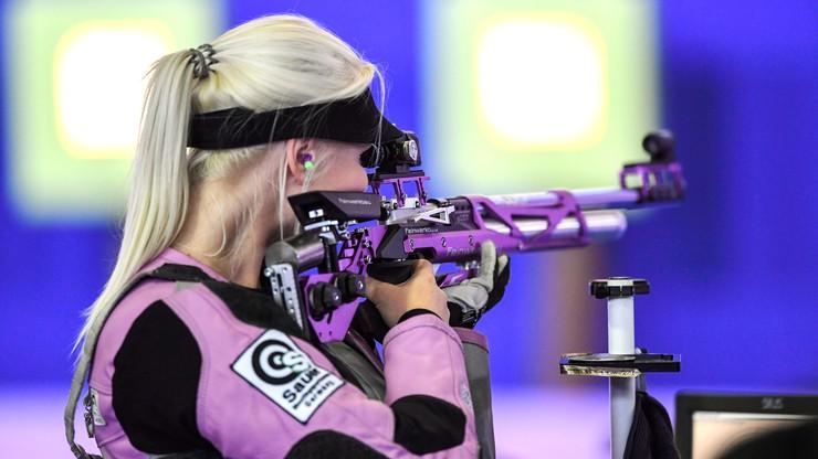 PŚ w strzelectwie: Aneta Stankiewicz i drużyna Polek na trzecim miejscu w Delhi
