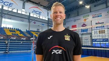 MVP Ligi Mistrzów trenuje z PGE Skrą Bełchatów