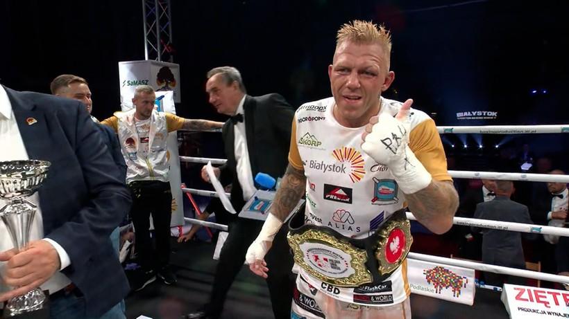 Białystok Chorten Boxing Show V: Wyniki gali