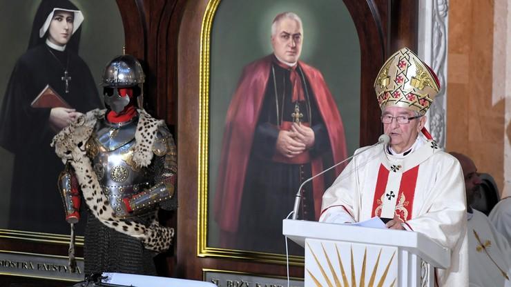 Arcybiskup Sławoj Leszek Głódź zrezygnował z posługi. Przechodzi na emeryturę