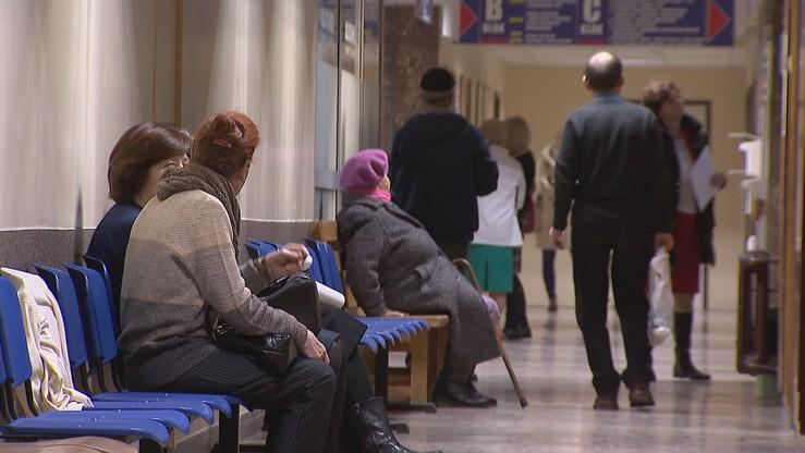 Wzrost zachorowań na grypę i odrę. Zakaz odwiedzin w szpitalu pulmonologicznym w Olsztynie