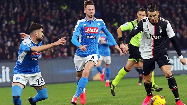 Superpuchar Włoch: Juventus – Napoli. Relacja i wynik na żywo