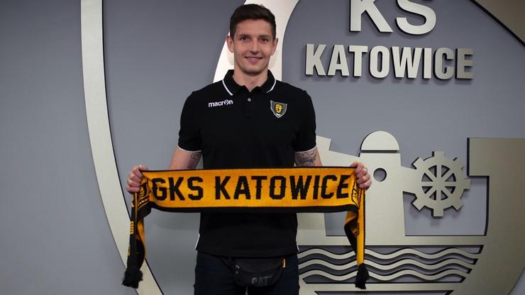 Doświadczony środkowy zasilił szeregi GKS Katowice